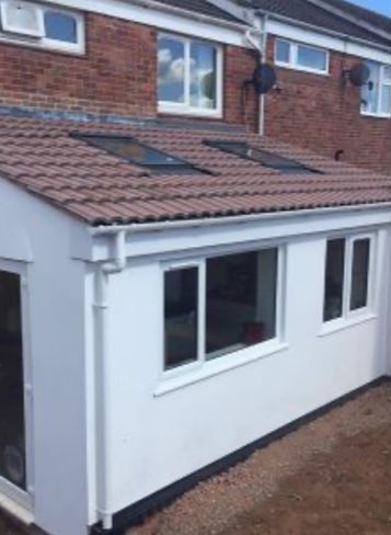 Extension Finished