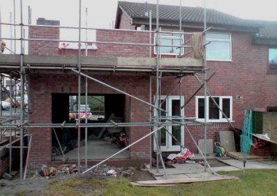 Extension & Brickwork