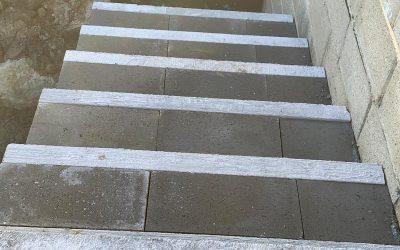 Steps Block and Beam Sandgate